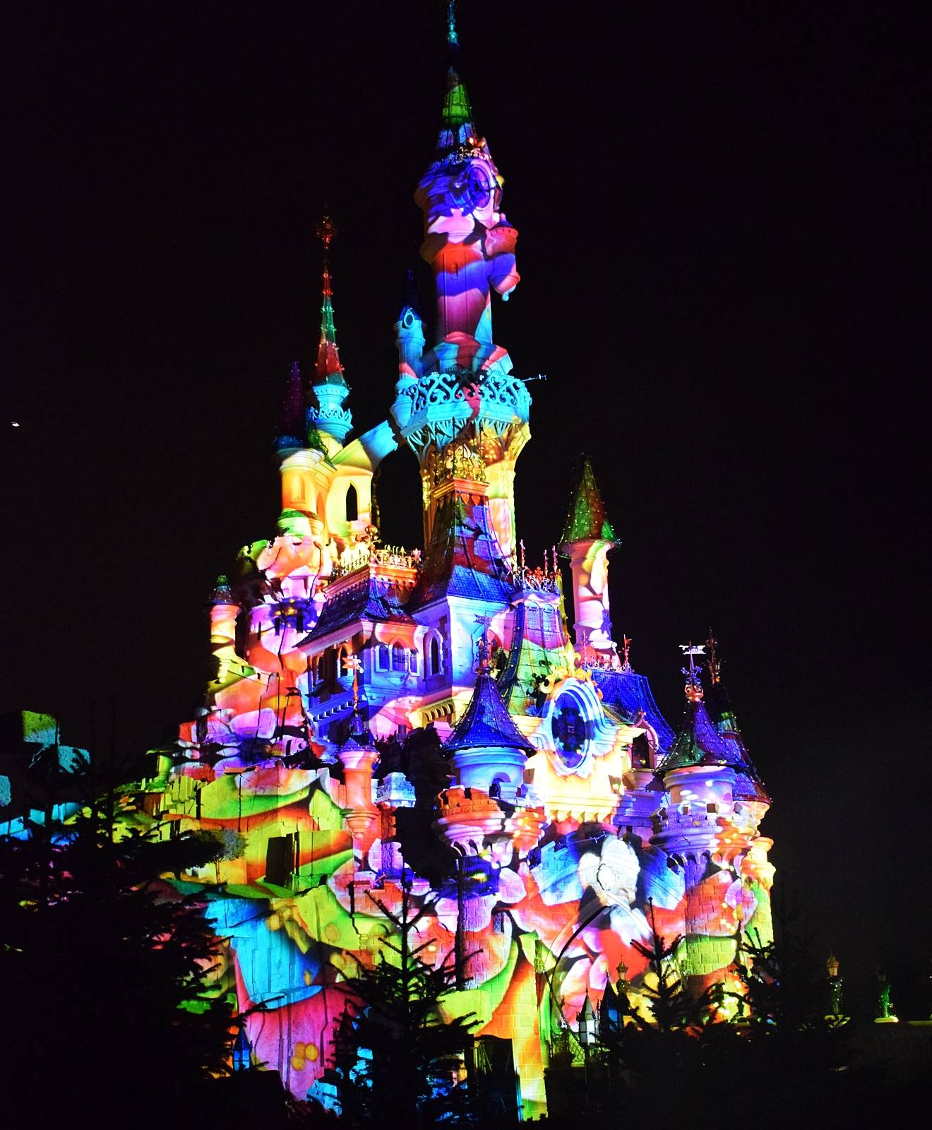 Disney land paris noel 2017 16