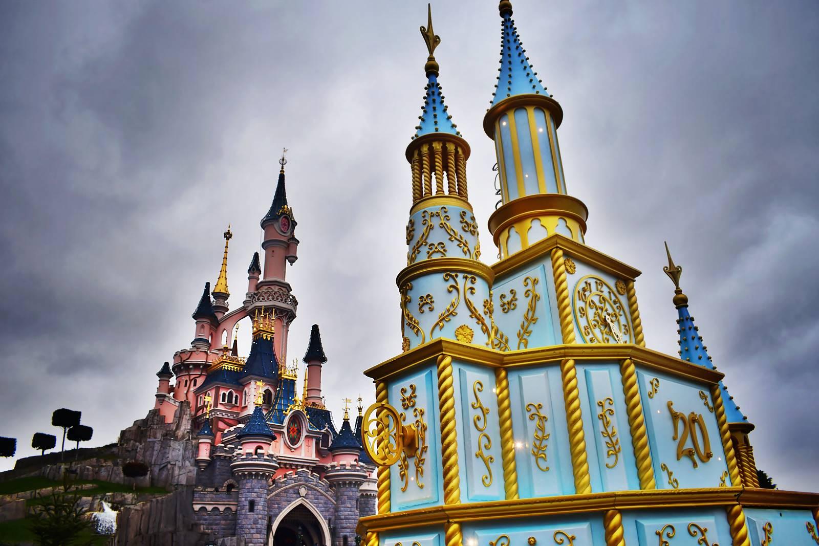 Disney land paris noel 2017 8