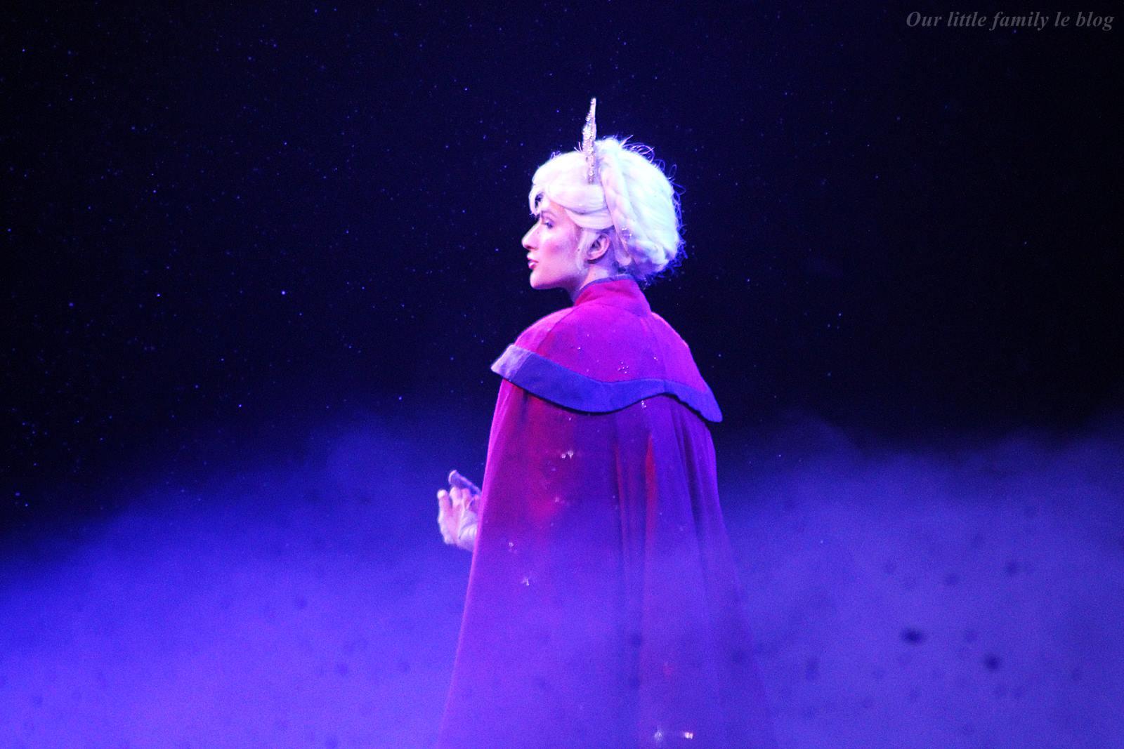 J 39 ai vu la reine des neiges de disney sur glace - Disney reine des neiges ...