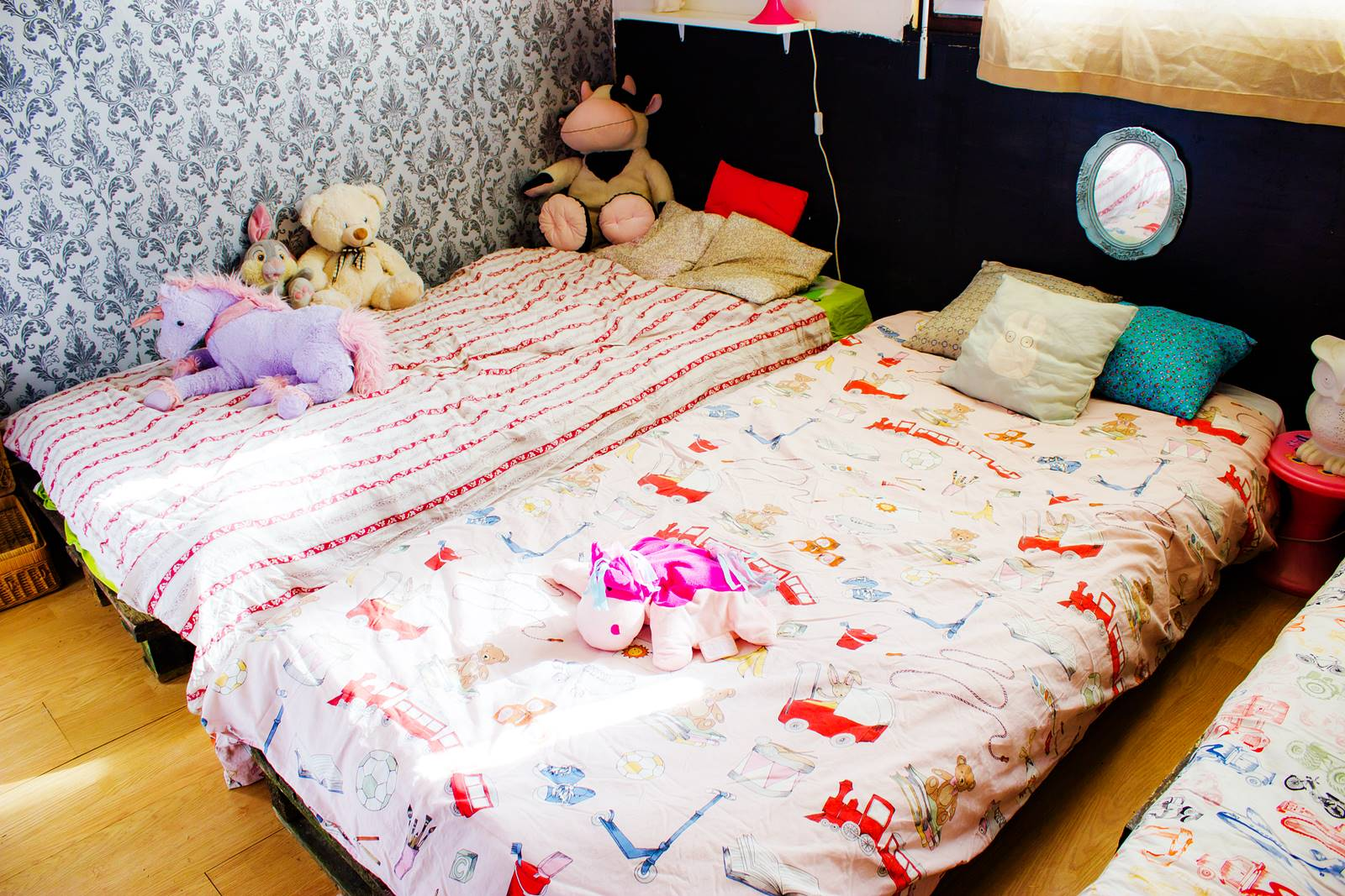 Diy chambre dortoir enfant france 8blog