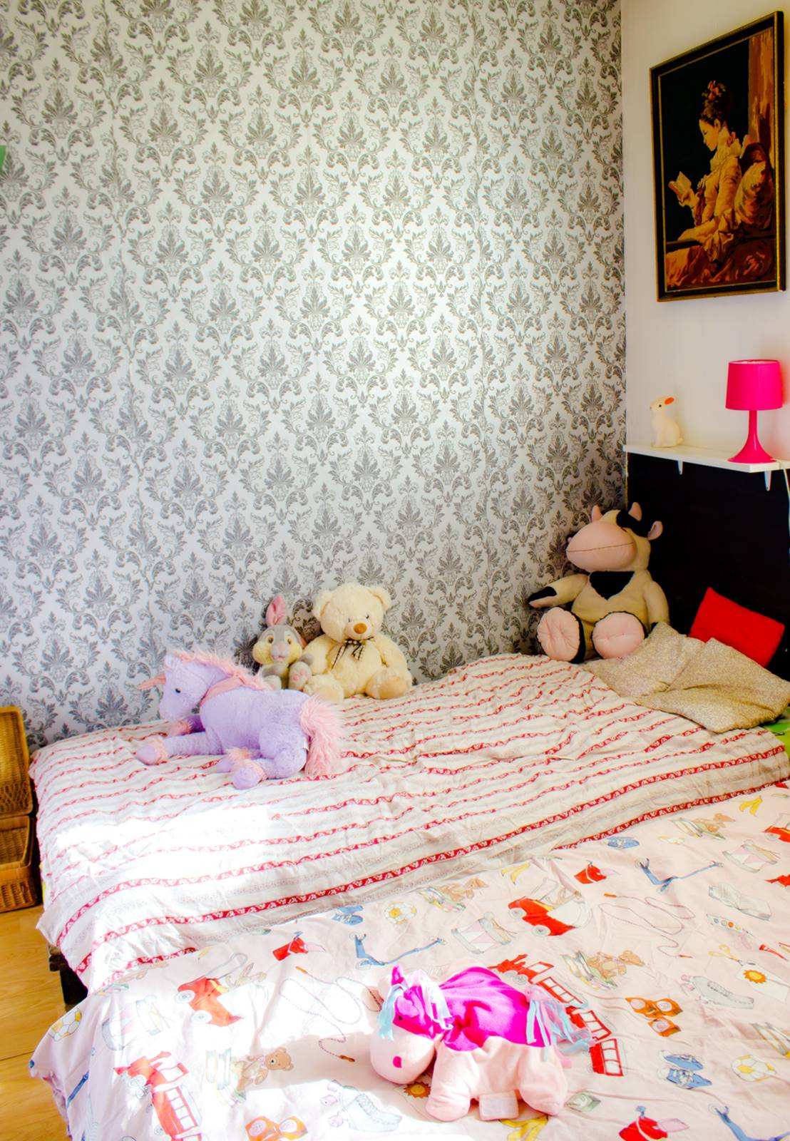 diy une chambre dortoir pour mes enfants. Black Bedroom Furniture Sets. Home Design Ideas