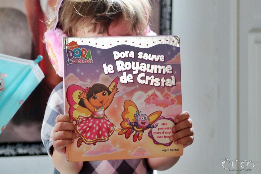 Dora sauve le royaume de cristal