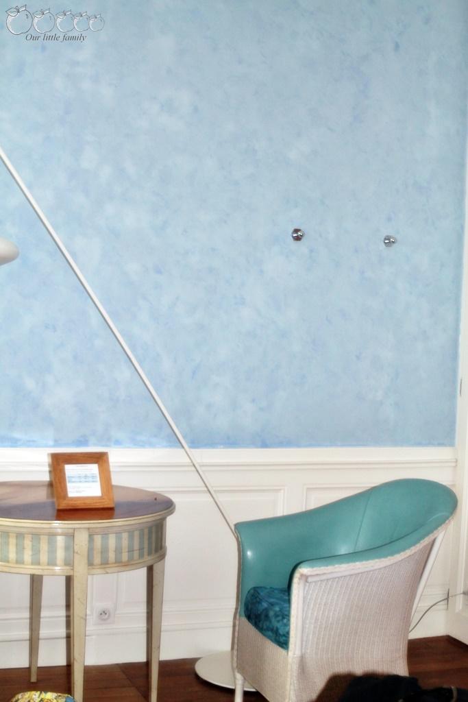 Eden ouest la rochelle chambre bleu 1