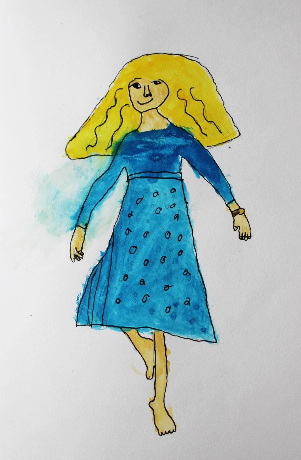 Emma dessin