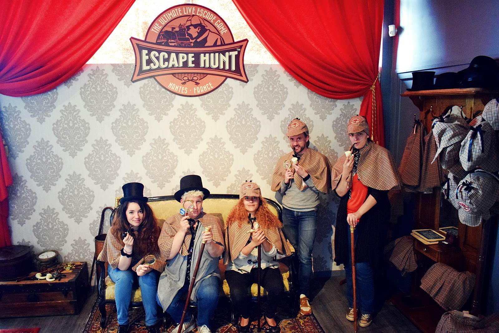 Escape game hunt nantes chantier naval 10