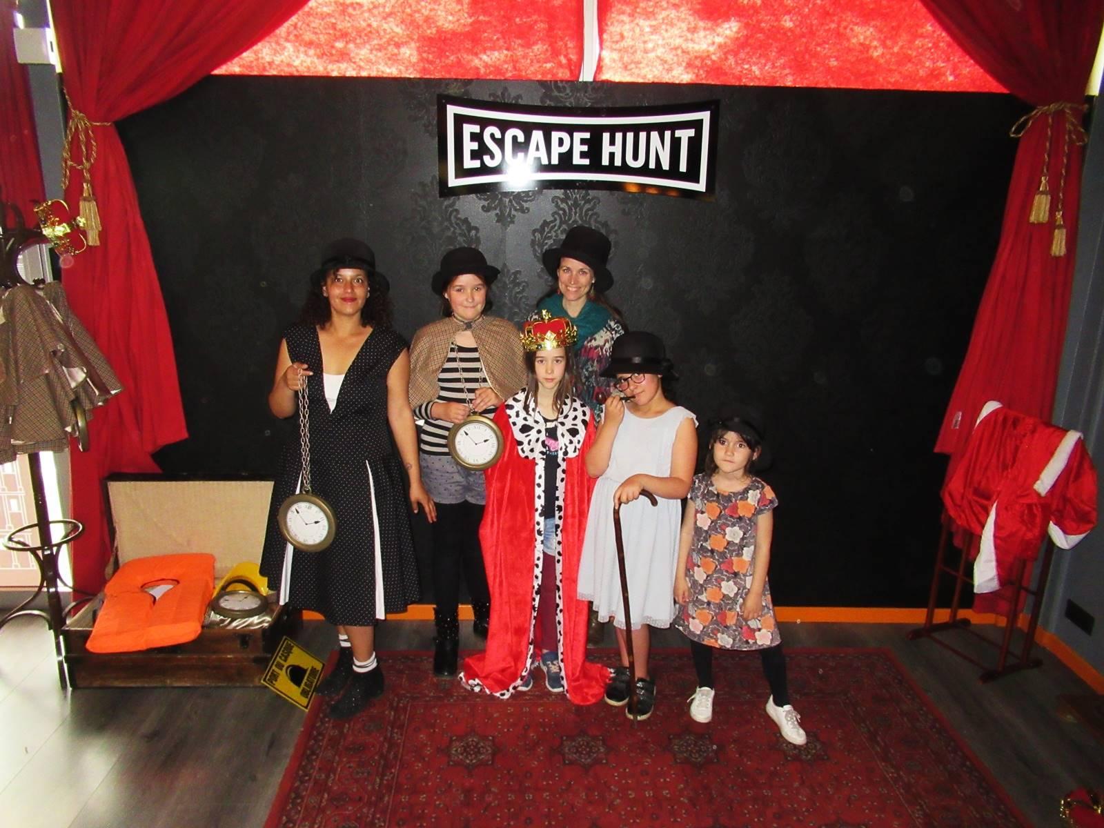 Espace game hunt nantes 15