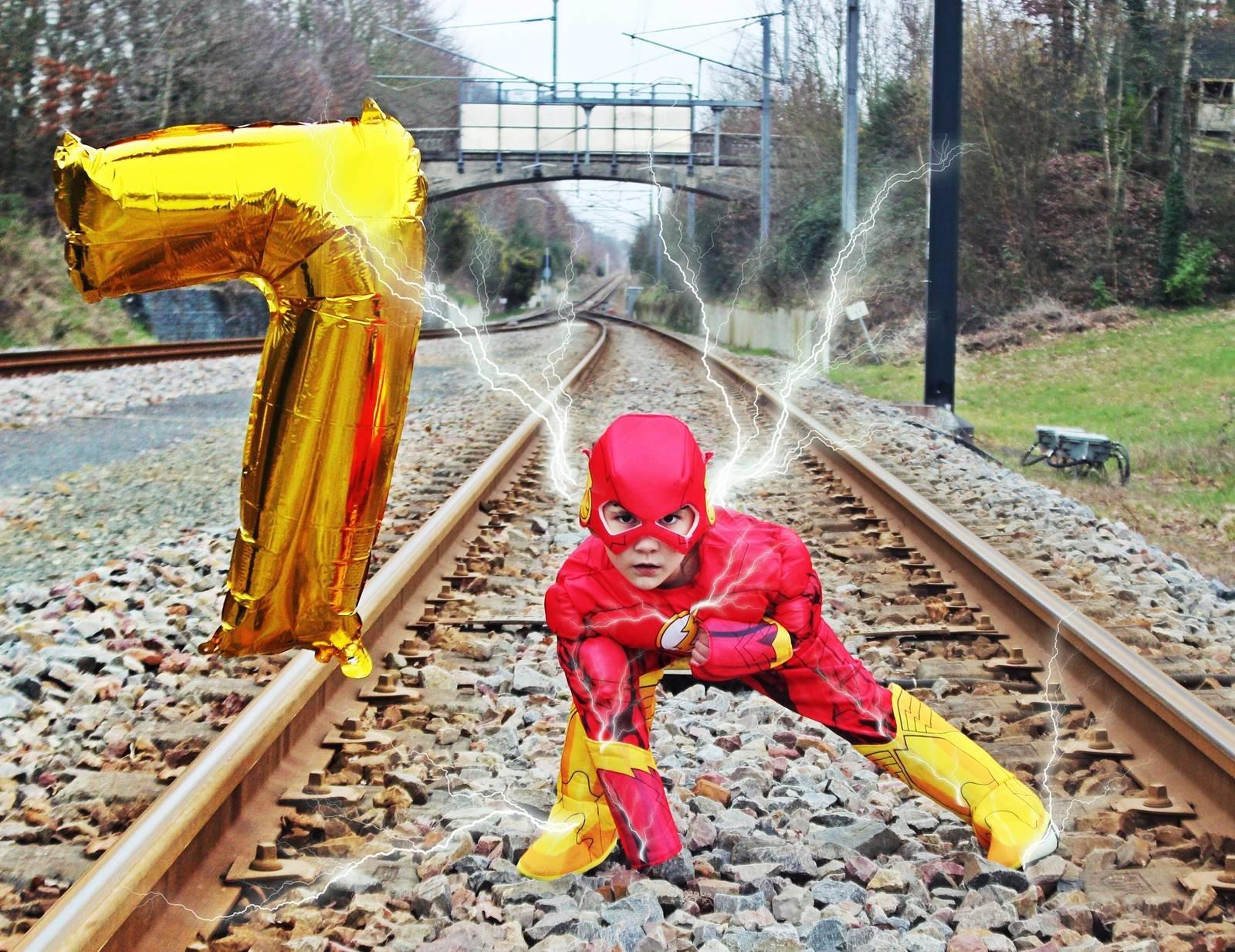 Flash cosplay comics deguisefinal 2