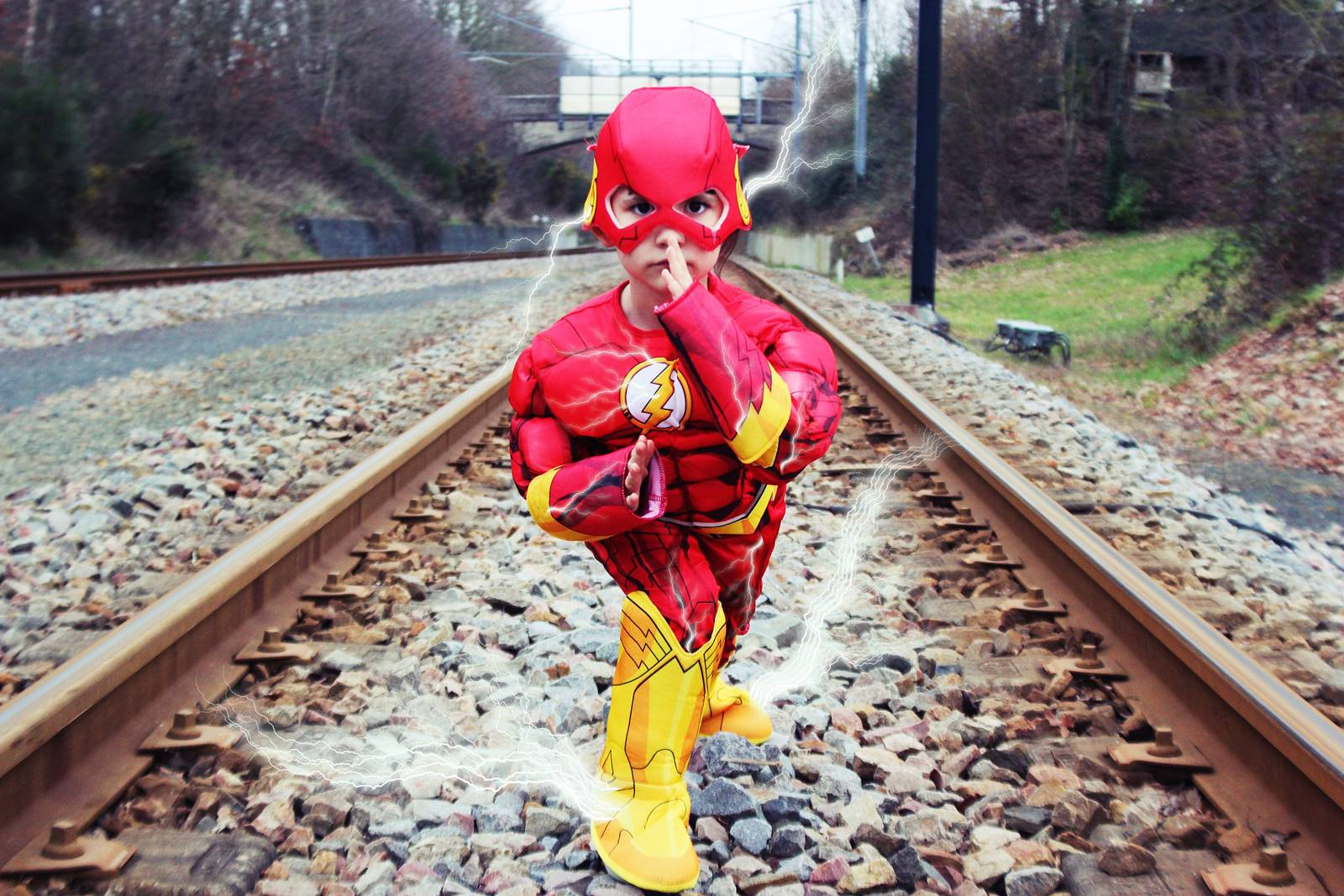 Flash cosplay comics deguisefinal 3