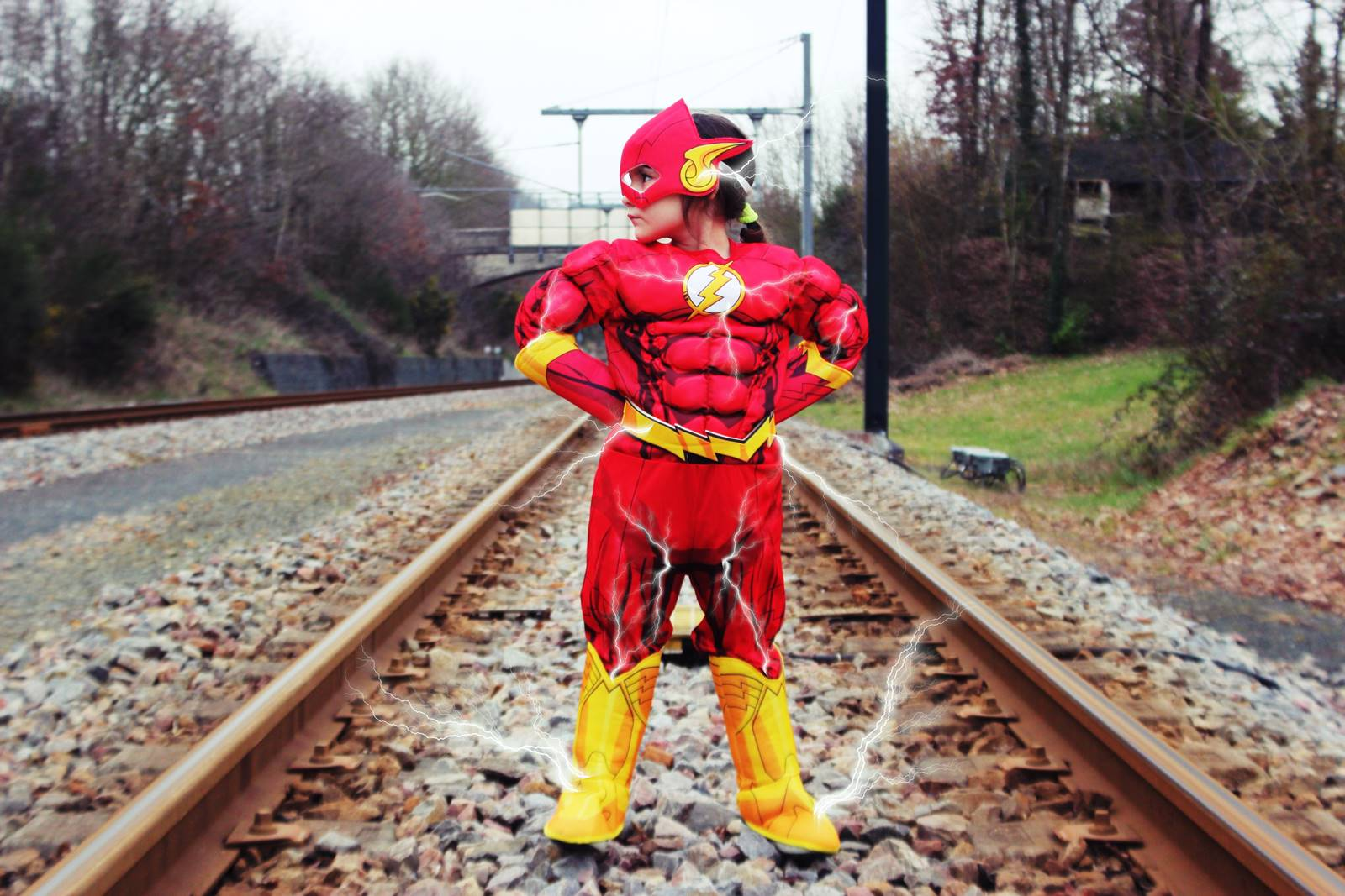 Flash cosplay comics deguisefinal 5