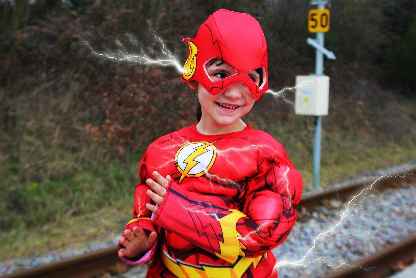 Flash cosplay comics deguisefinal 6