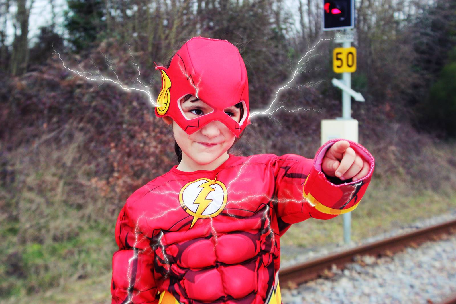 Flash cosplay comics deguisefinal 7