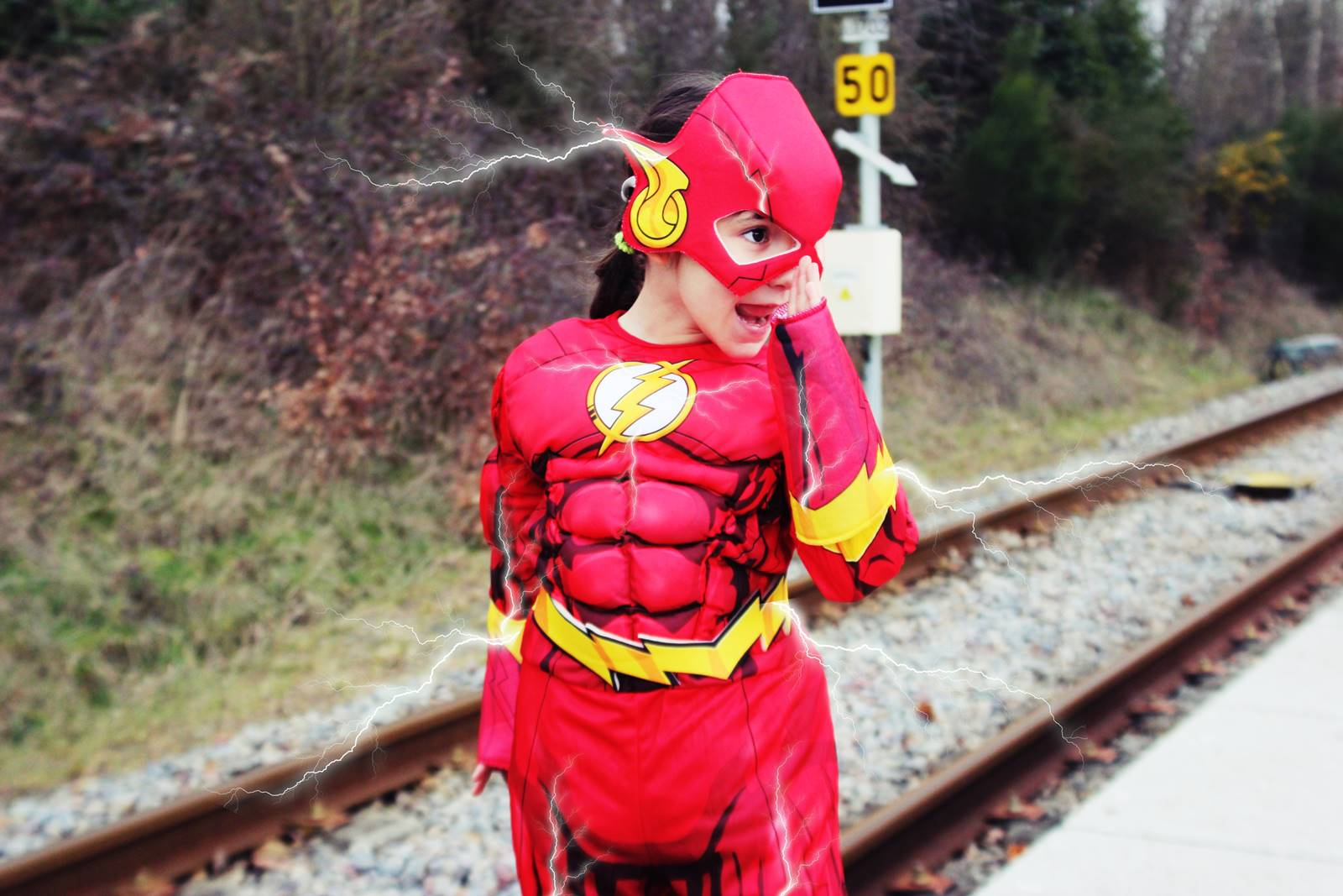 Flash cosplay comics deguisefinal 8