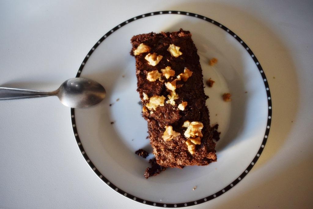 Gateau au chocolat a la courgette 2