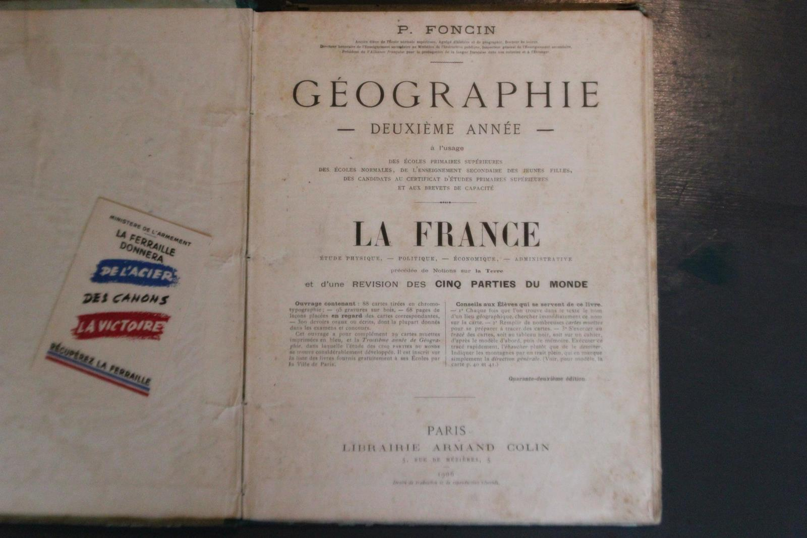 Geographie armand colin 2