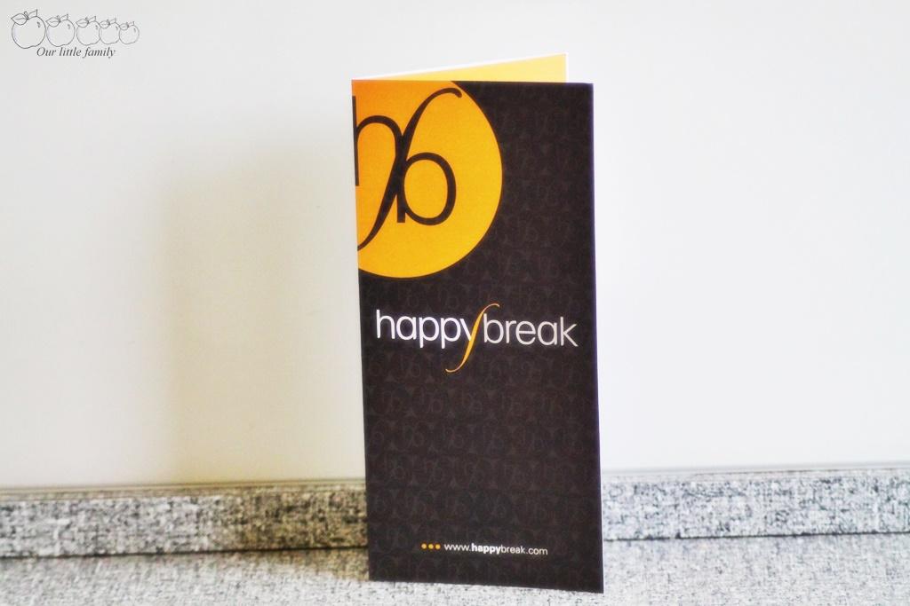 Happy break avis