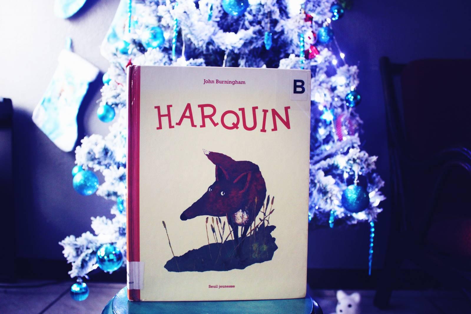 Harquin seuil jeunesse livre enfant