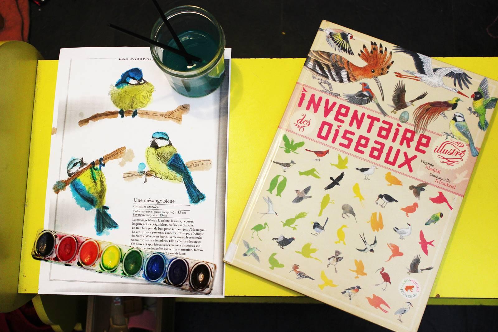 Inventaires oiseaux mesanges albilm michel