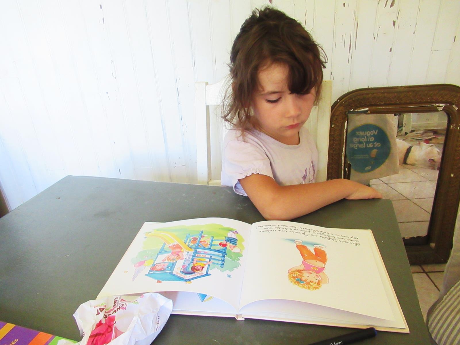 Juliette livre en cursive editions lito 3