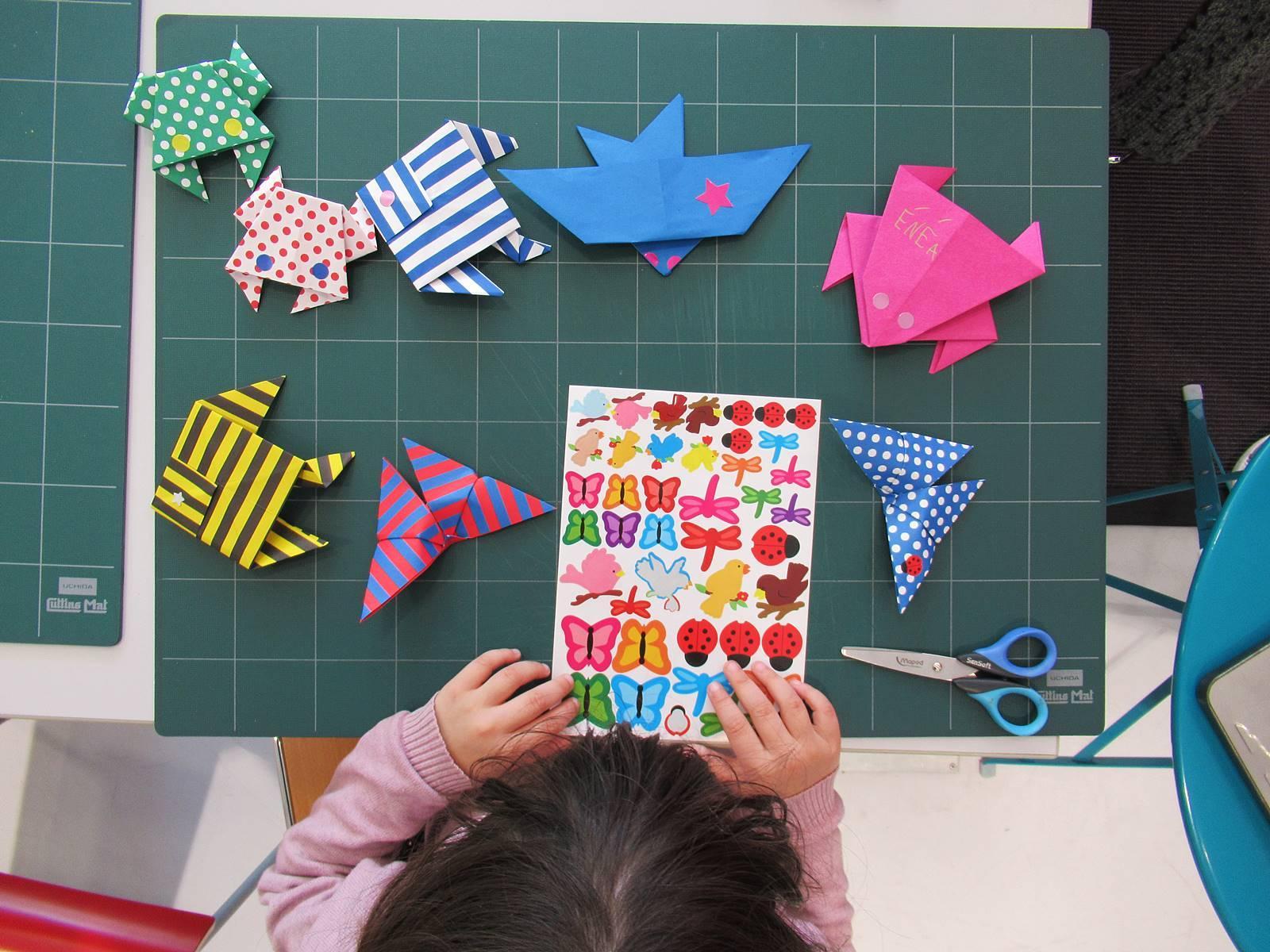 L origami comme par magie avis livre 2
