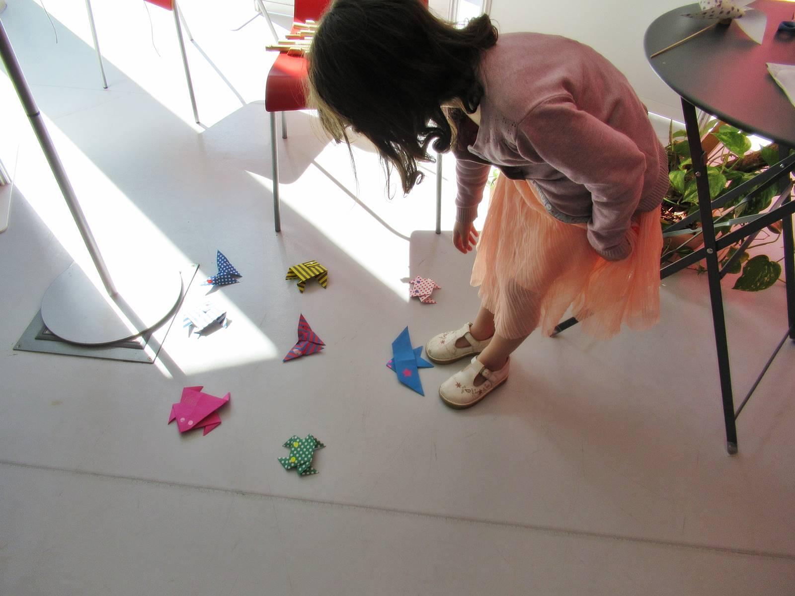 L origami comme par magie avis livre 3