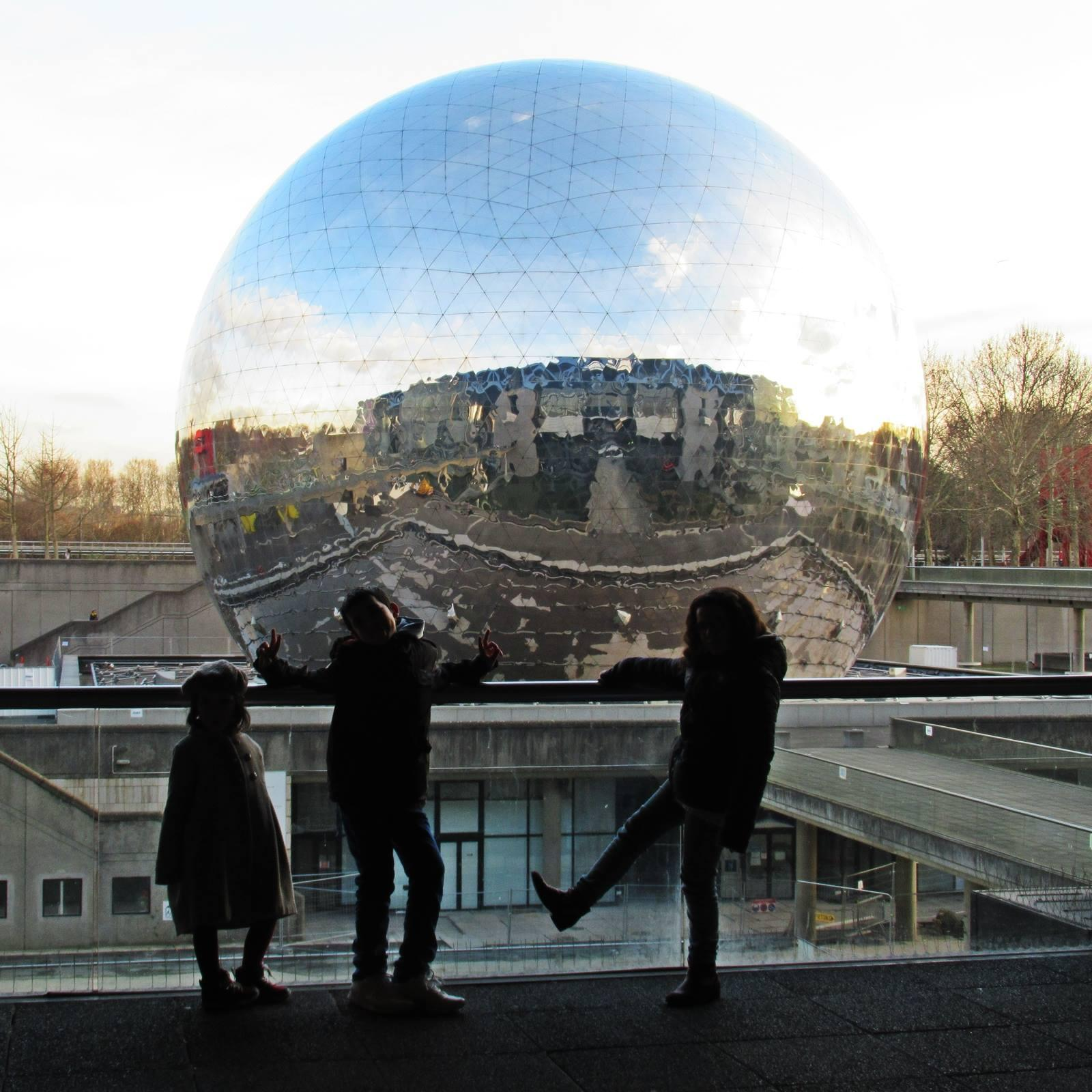 La cite des enfants villette paris 14