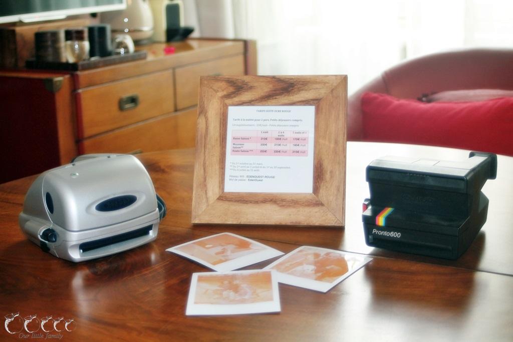 La rochelle en polaroid 3