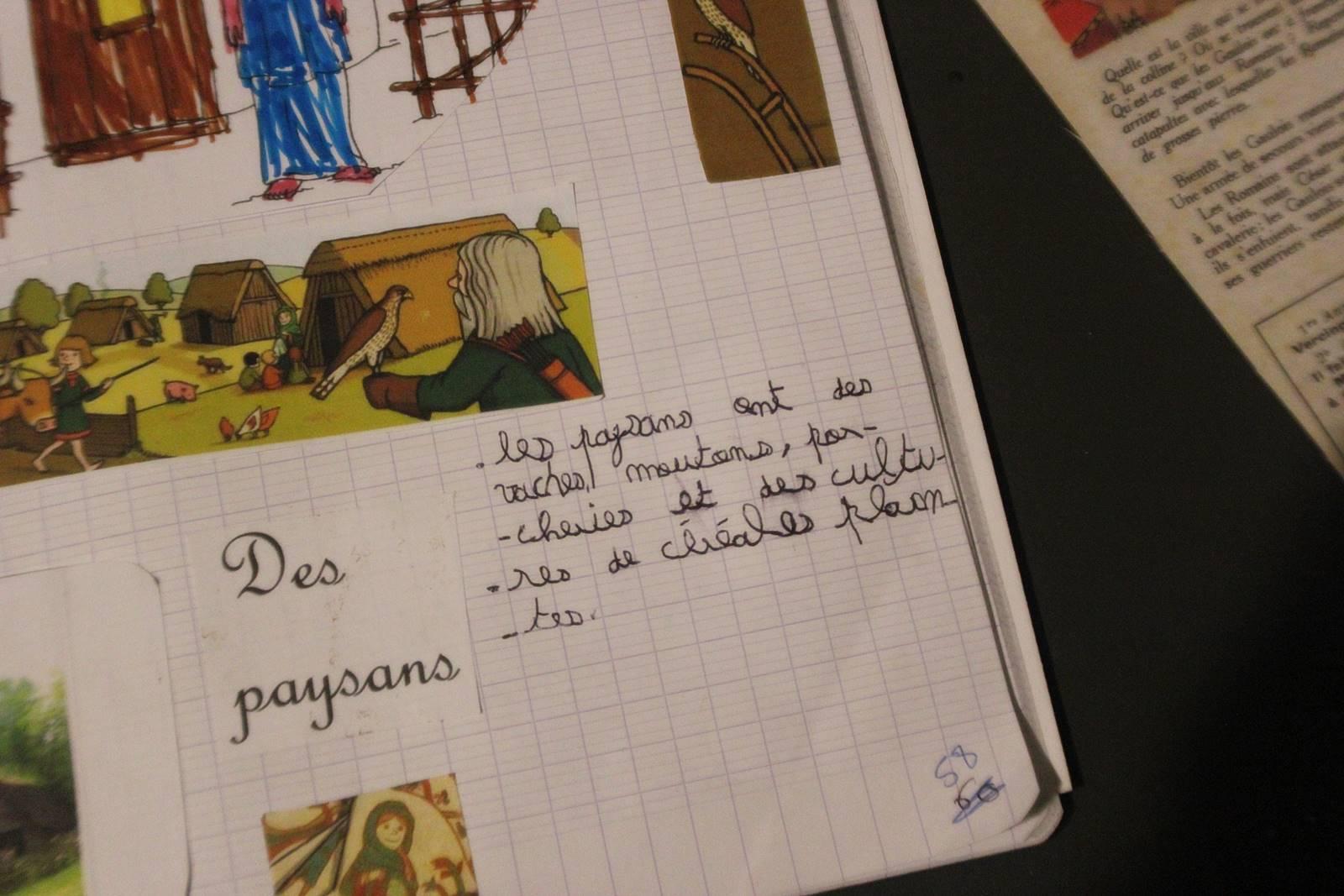 Lapbook gaulois vercingetorix 9
