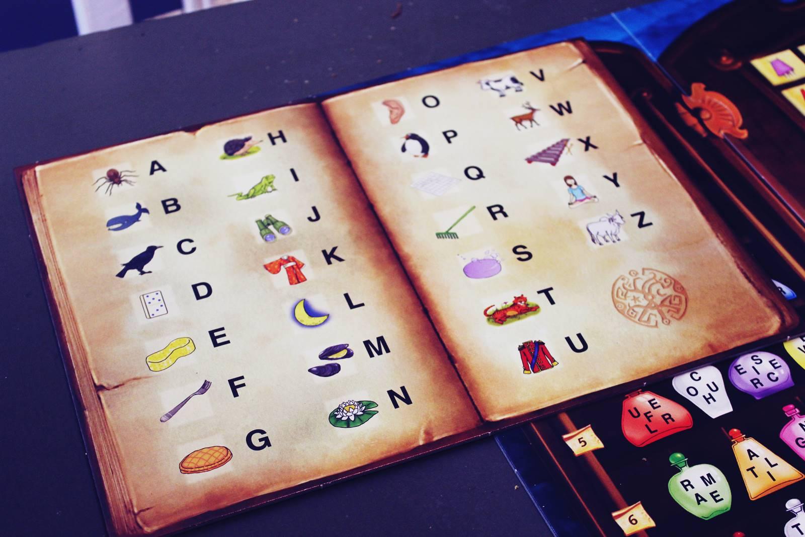 Le magicien de la lecture tip toi ravensburger 5