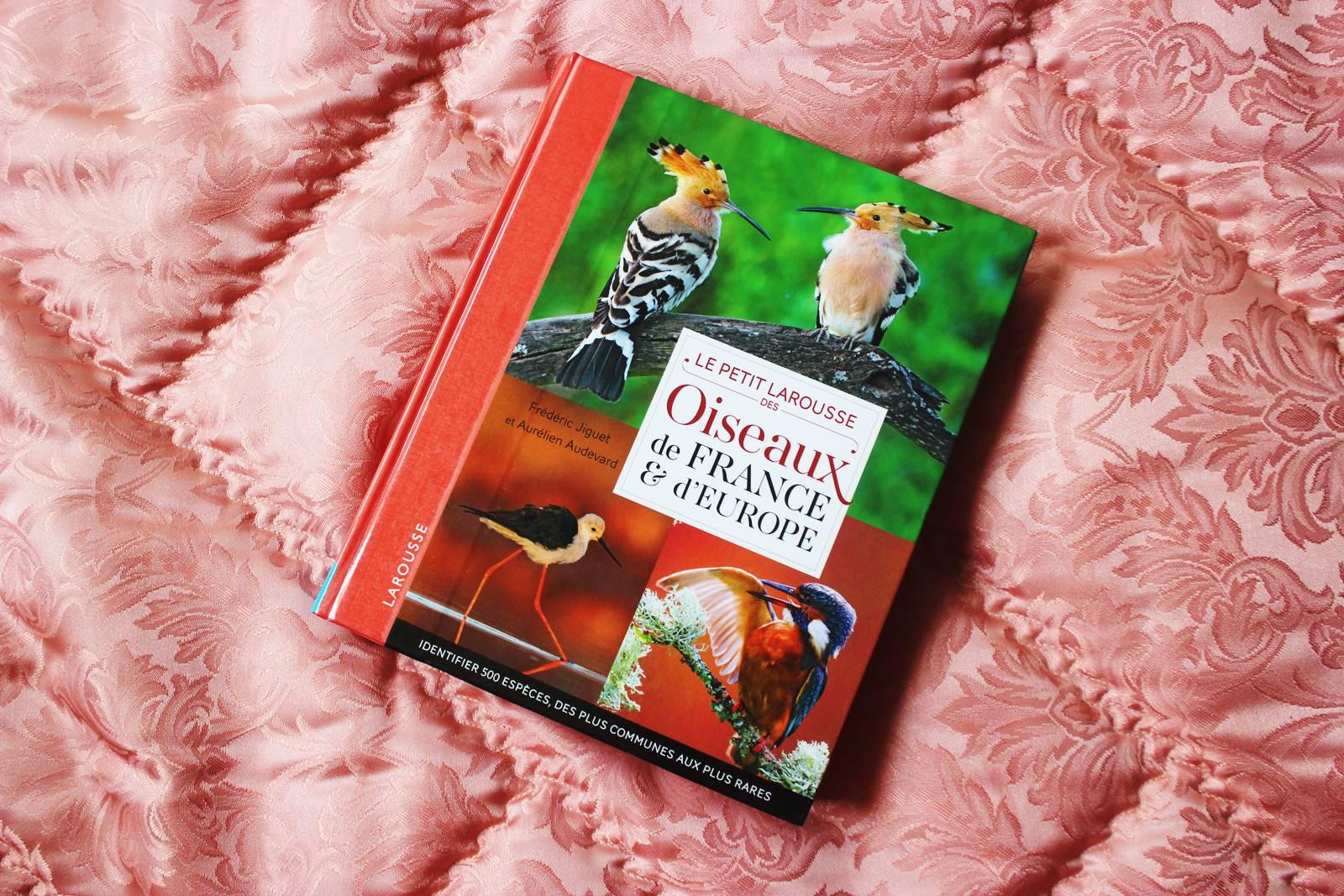 Le petit larousse des oiseaux de france et d europe