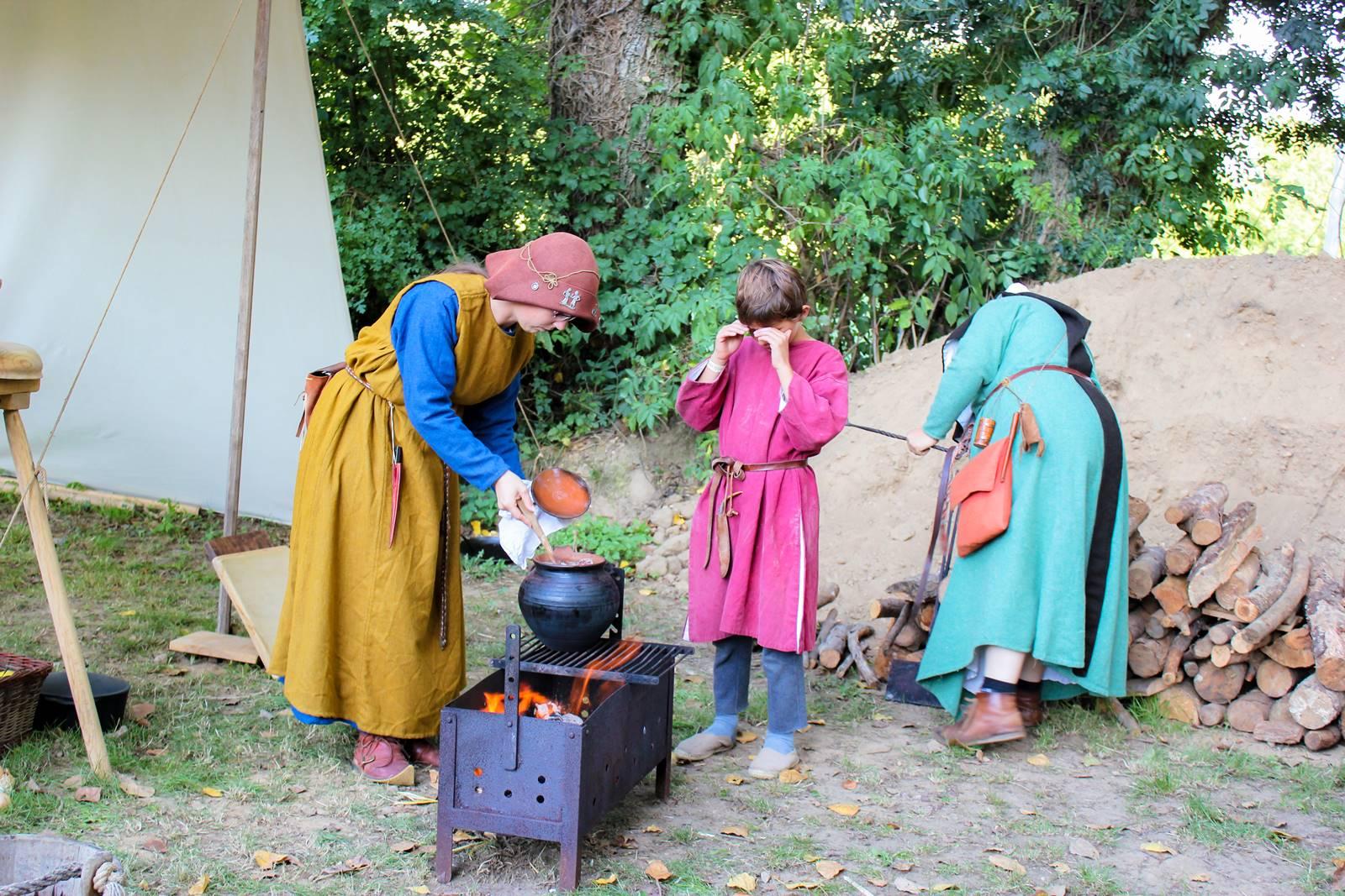 Les medievales de commequiers 2017 commequier 12