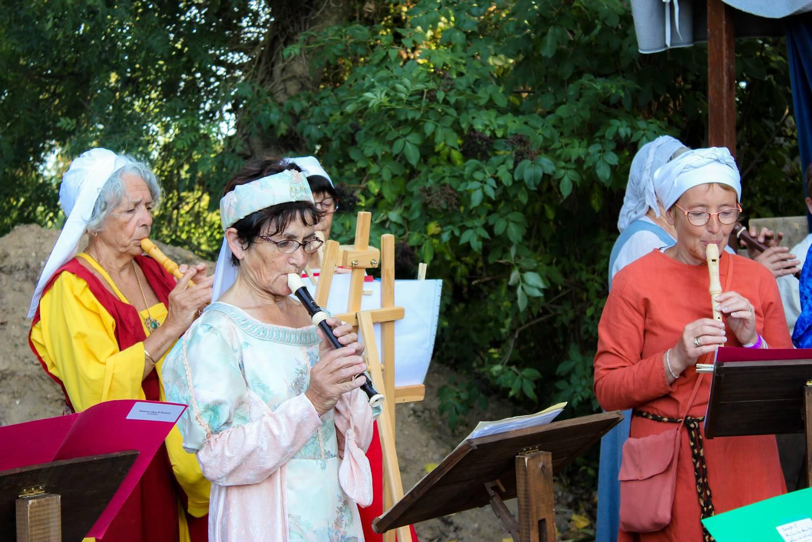 Les medievales de commequiers 2017 commequier 13