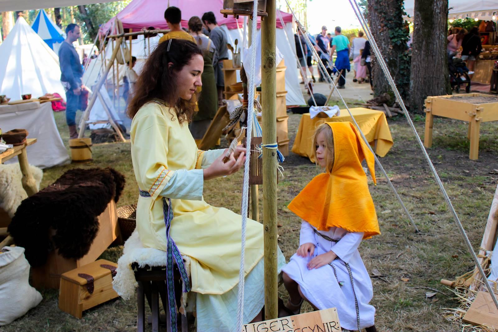 Les medievales de commequiers 2017 commequier 20