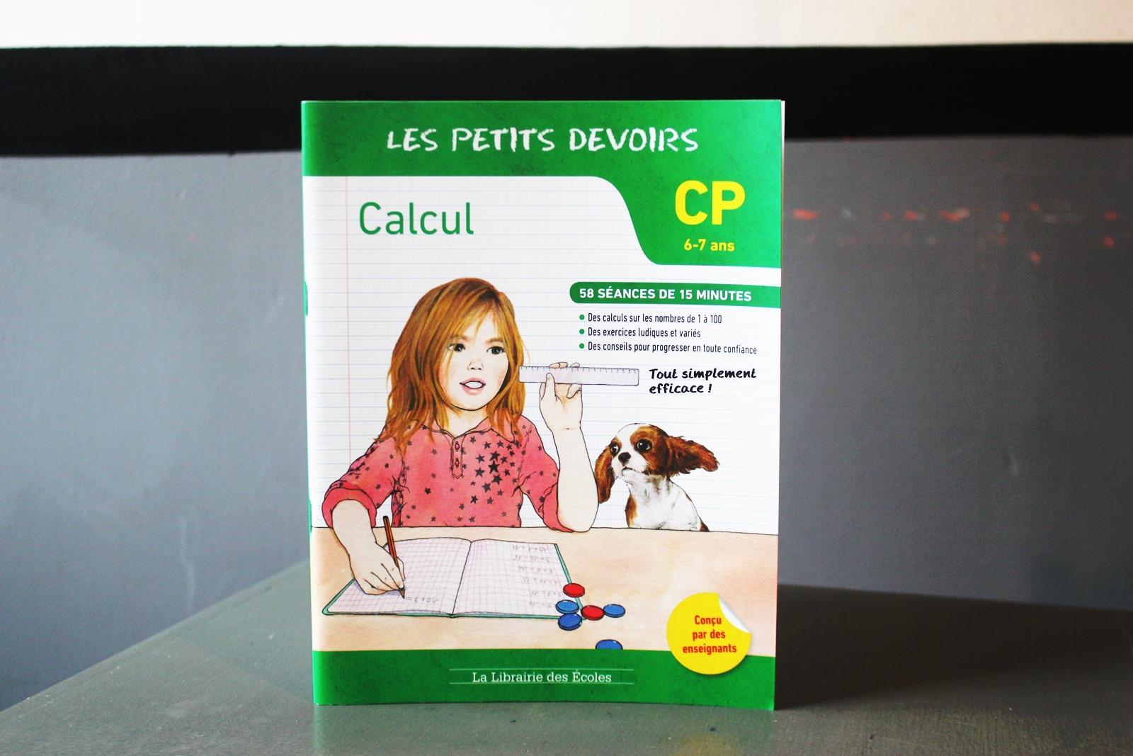 Les petits devoirs cp librairie ecoles avis 4