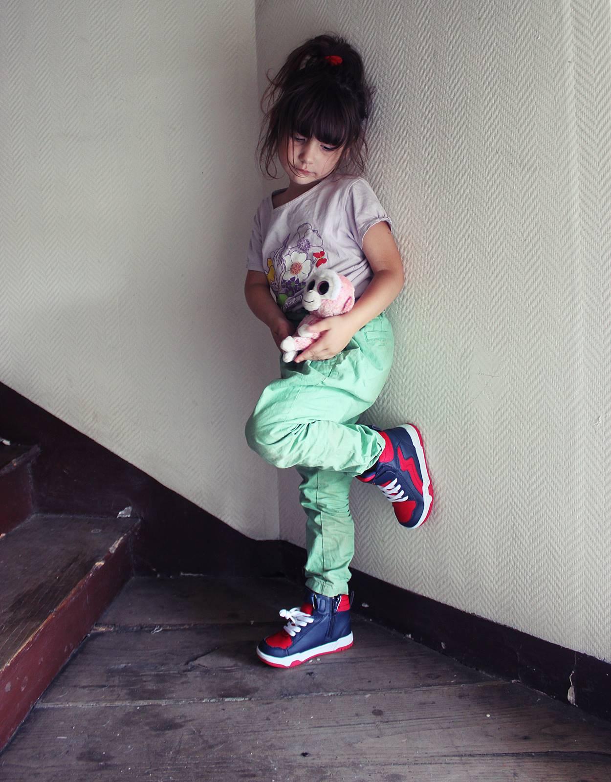 Look enfant chaussea 9
