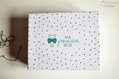 ❤ Ma première box : LE cadeau de naissance ❤