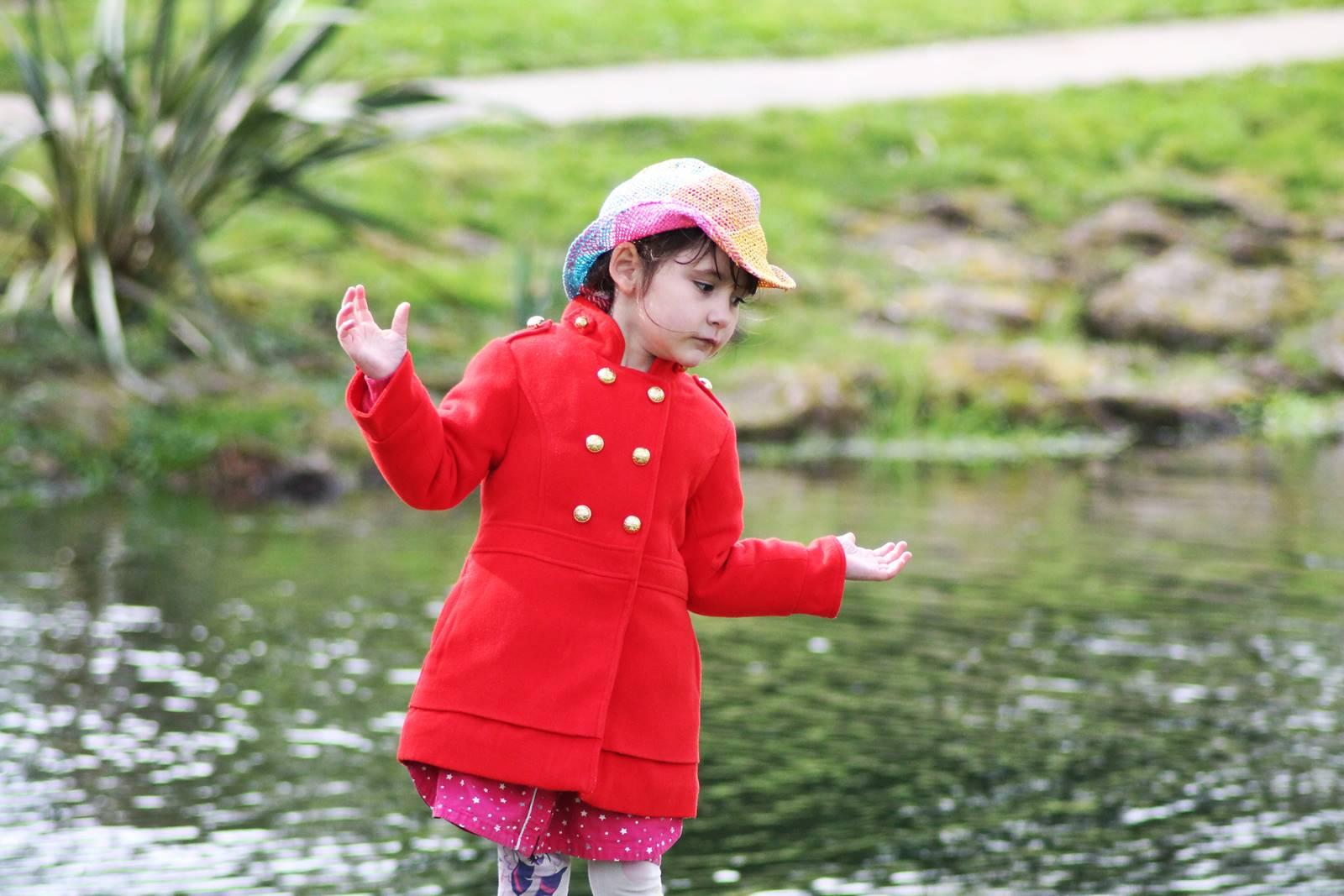 Manteau orchesta enfant fille avis 1