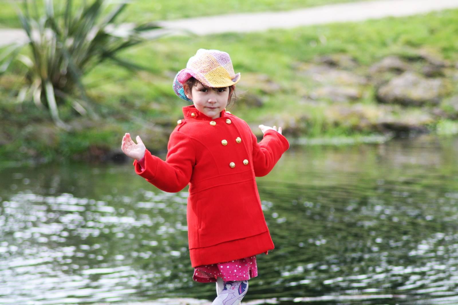 Manteau orchesta enfant fille avis 4