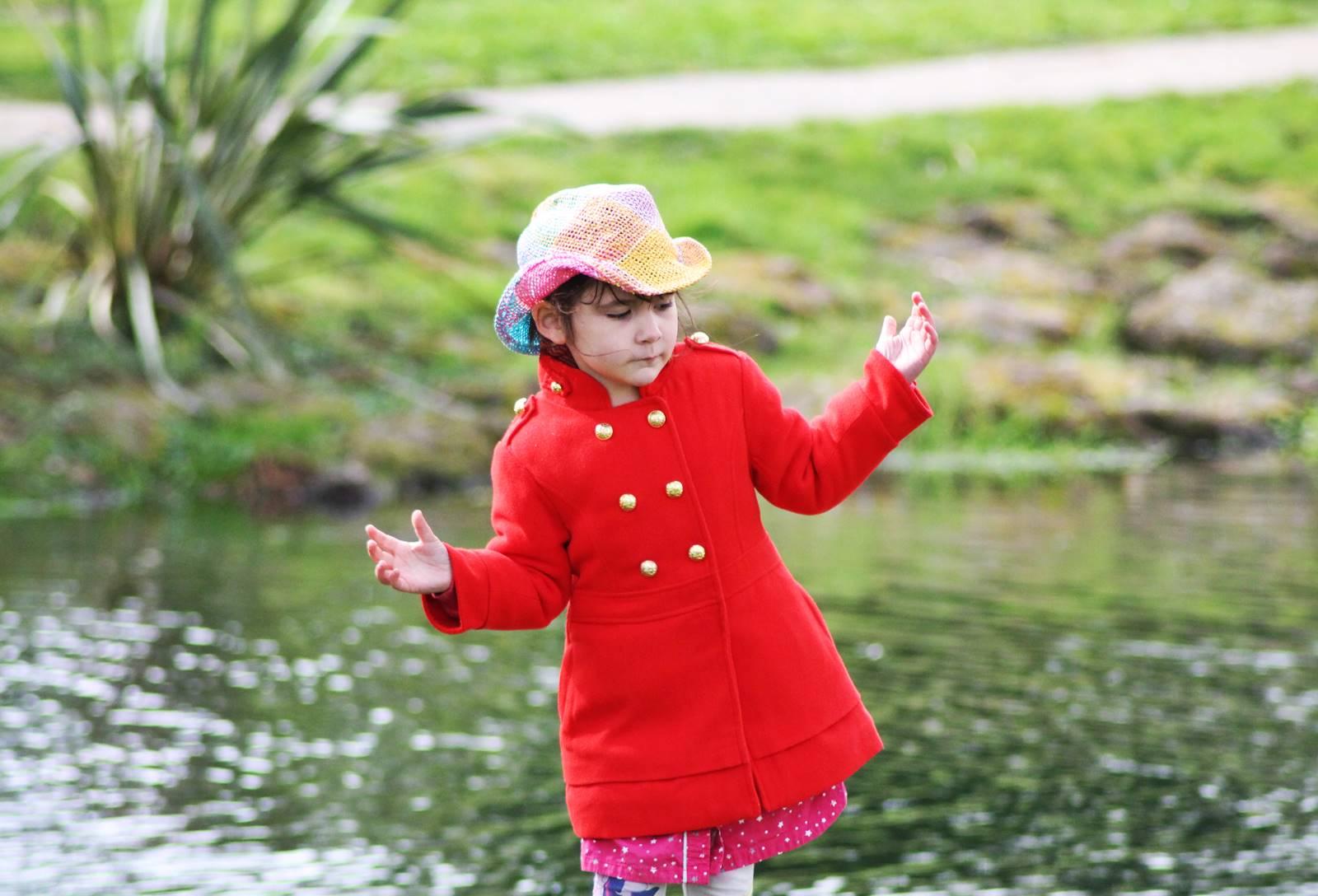 Manteau orchesta enfant fille avis