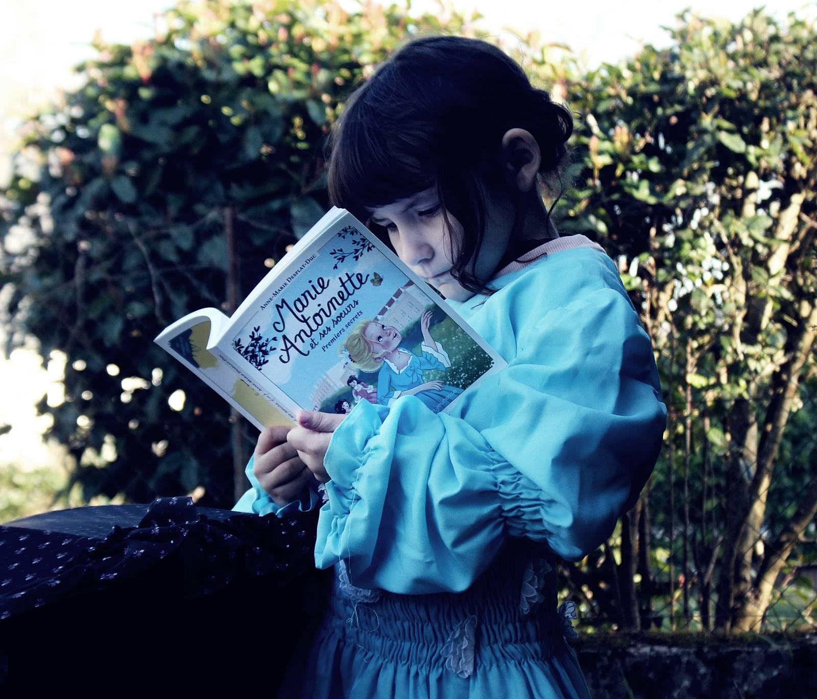 Marie antoinette et ses soeurs tome 1 premiers secrets 4