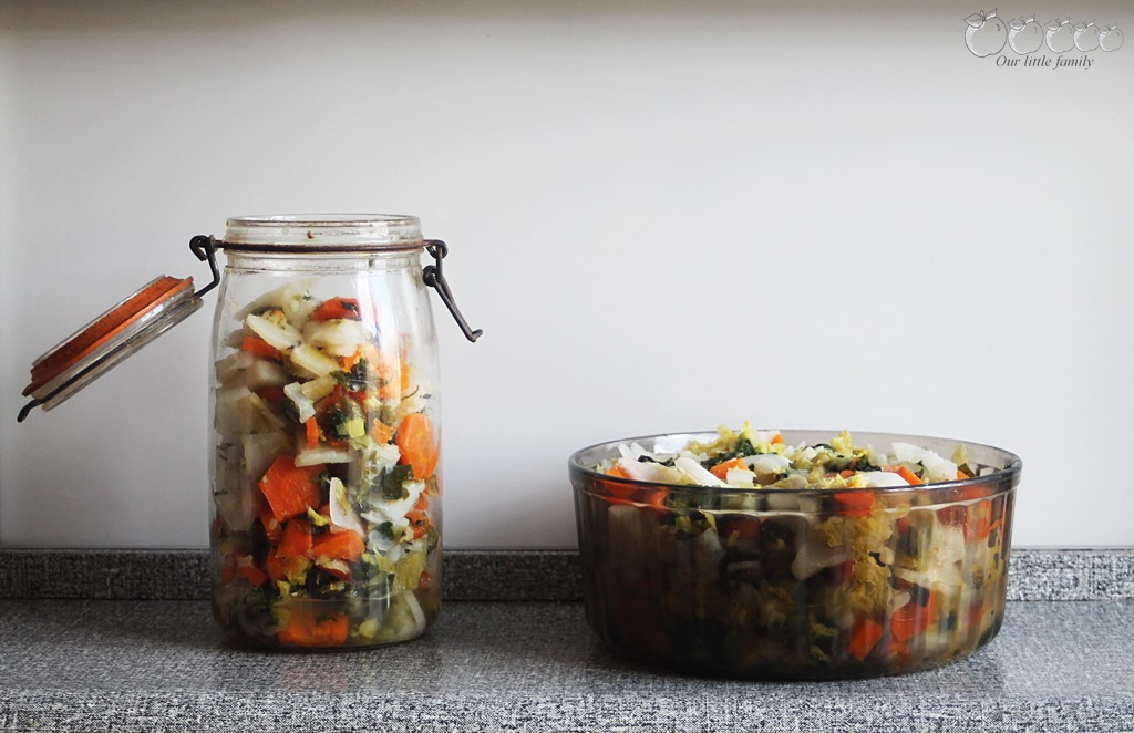 Mes legumes bio zero dechet