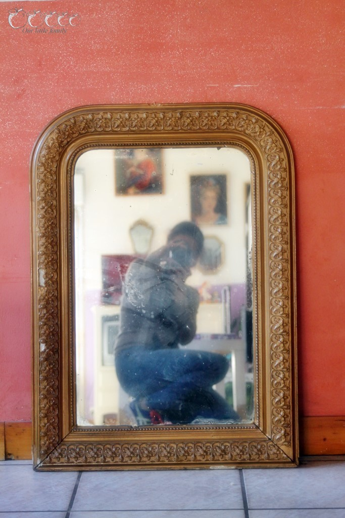 Miroir ancien 1