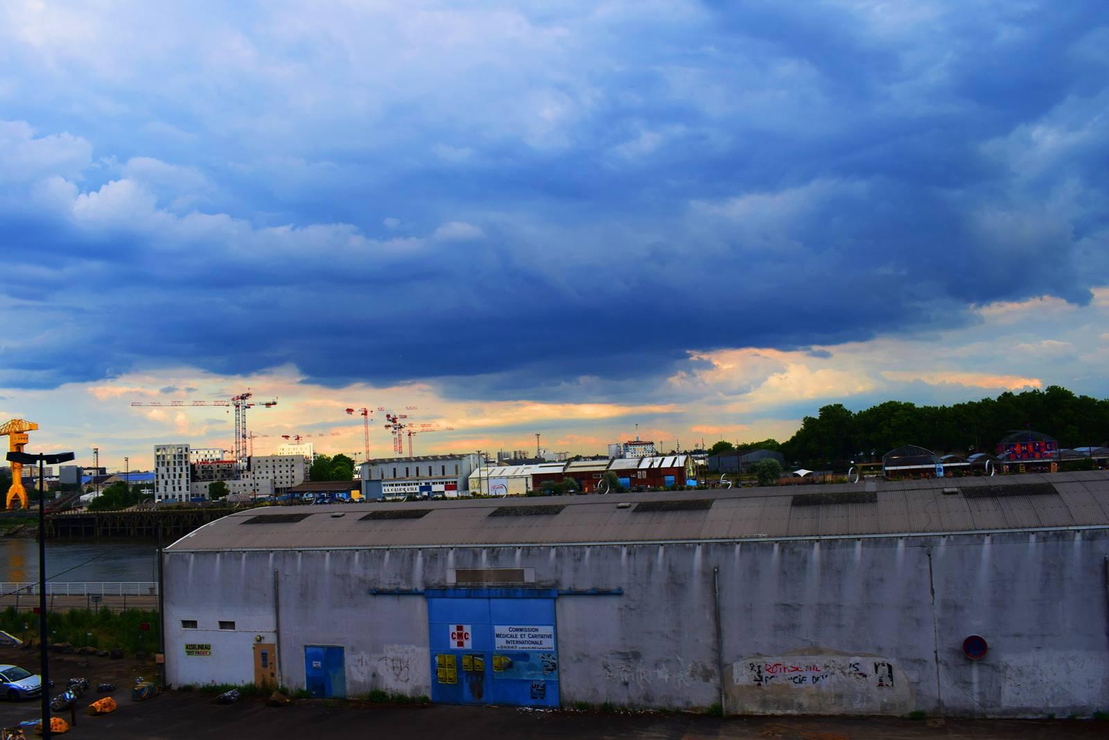 Nantes urbex blog