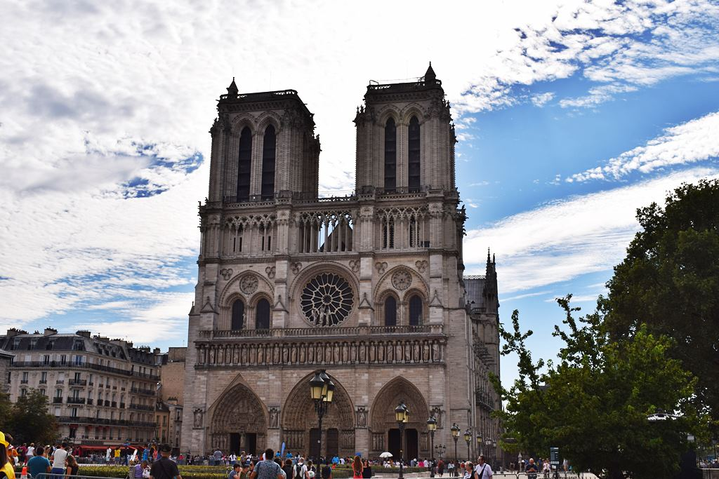 Paris en 24h isilines 20