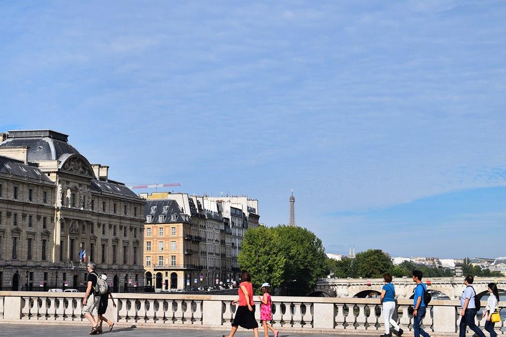 Paris en 24h isilines 5
