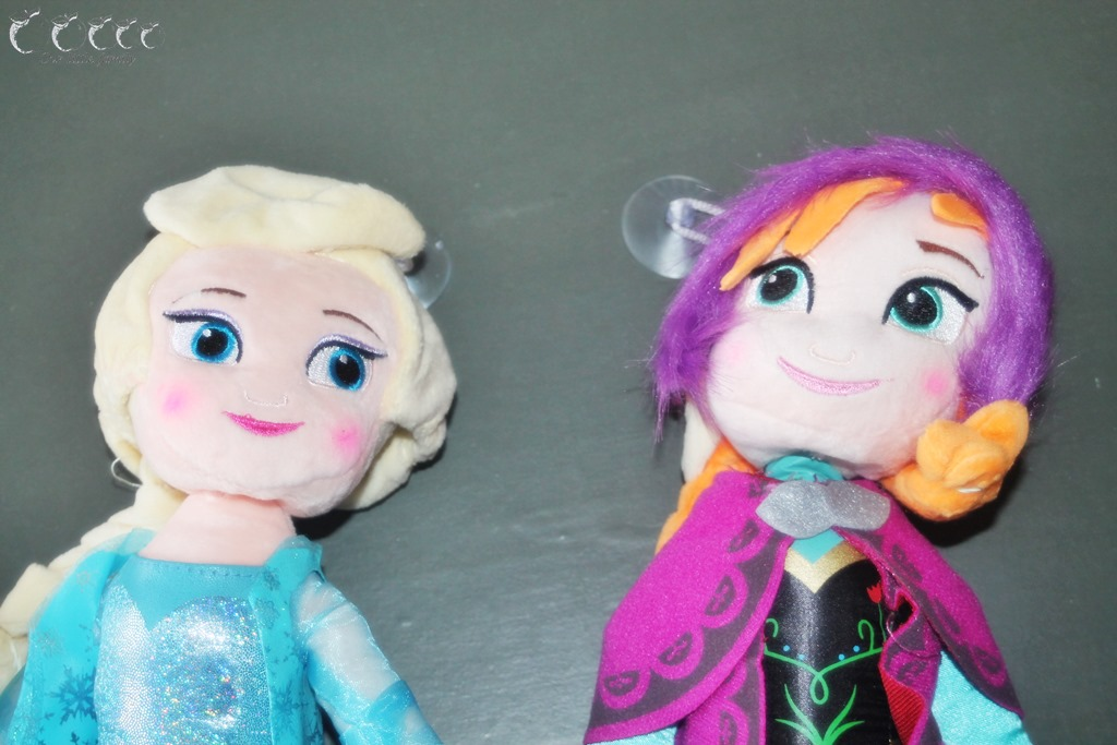 Peluches reine des neiges aliexpress 7