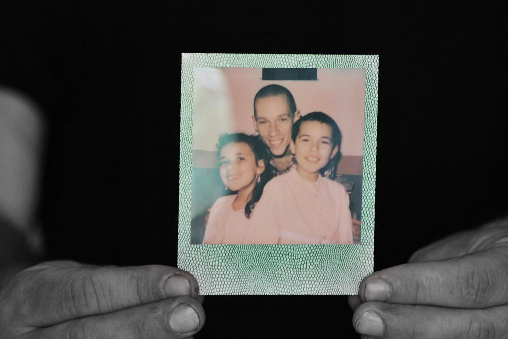 Polaroid communion 600 color impossible 6