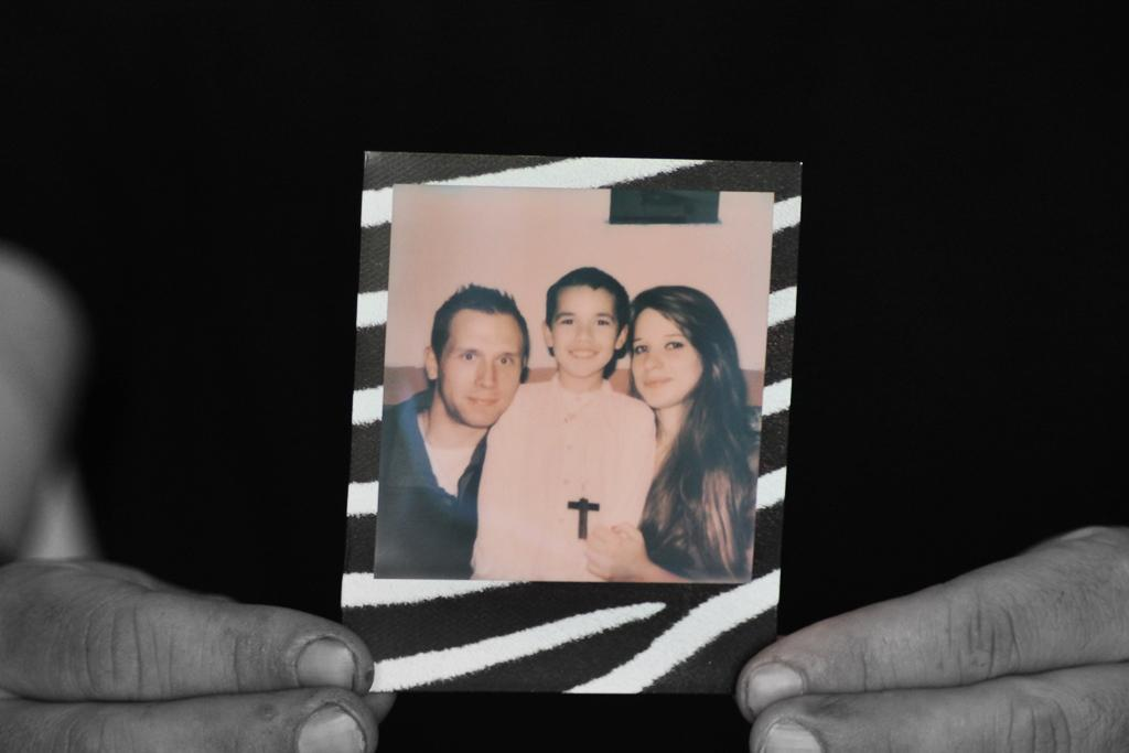 Polaroid communion 600 color impossible 8