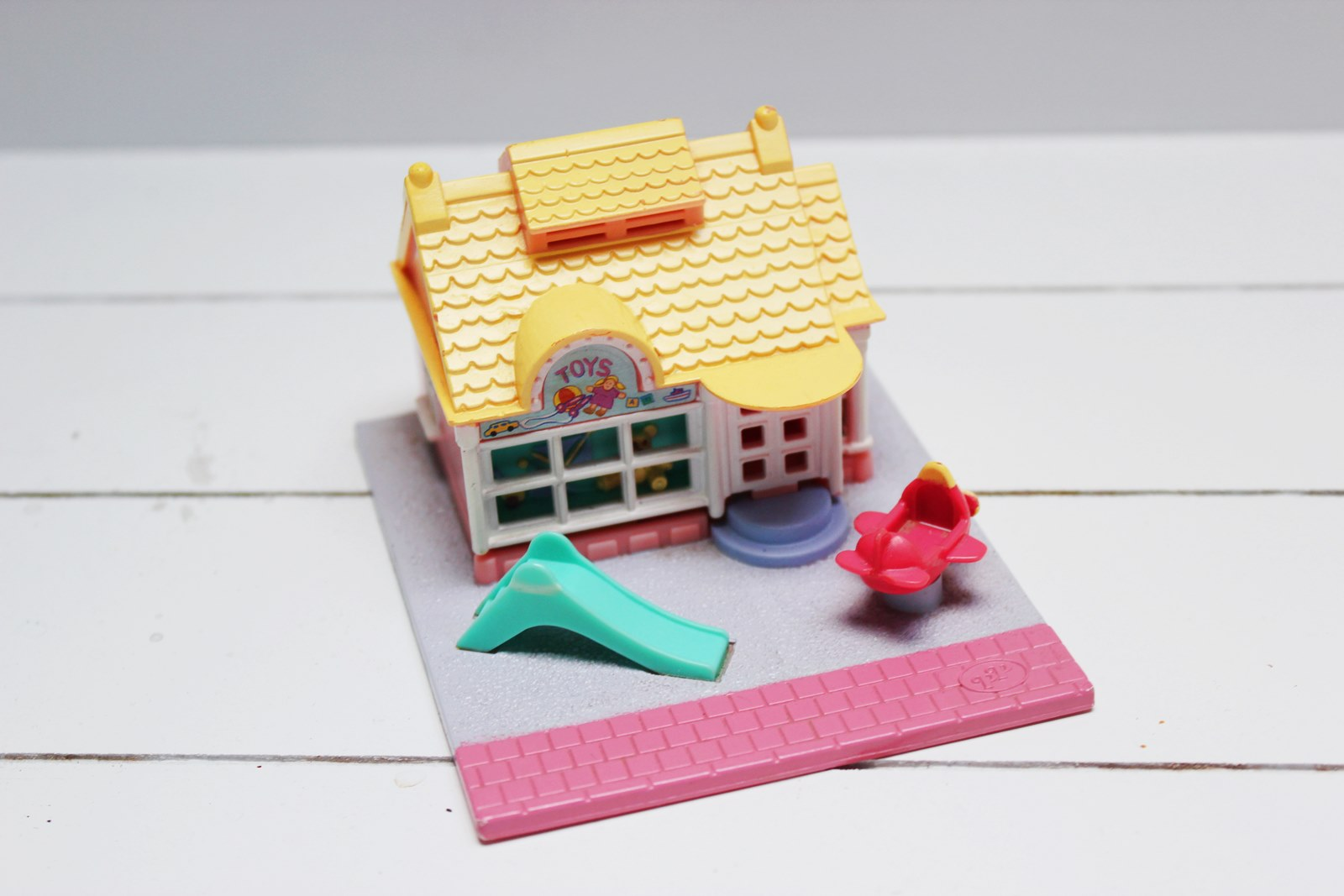Polly pocket blog