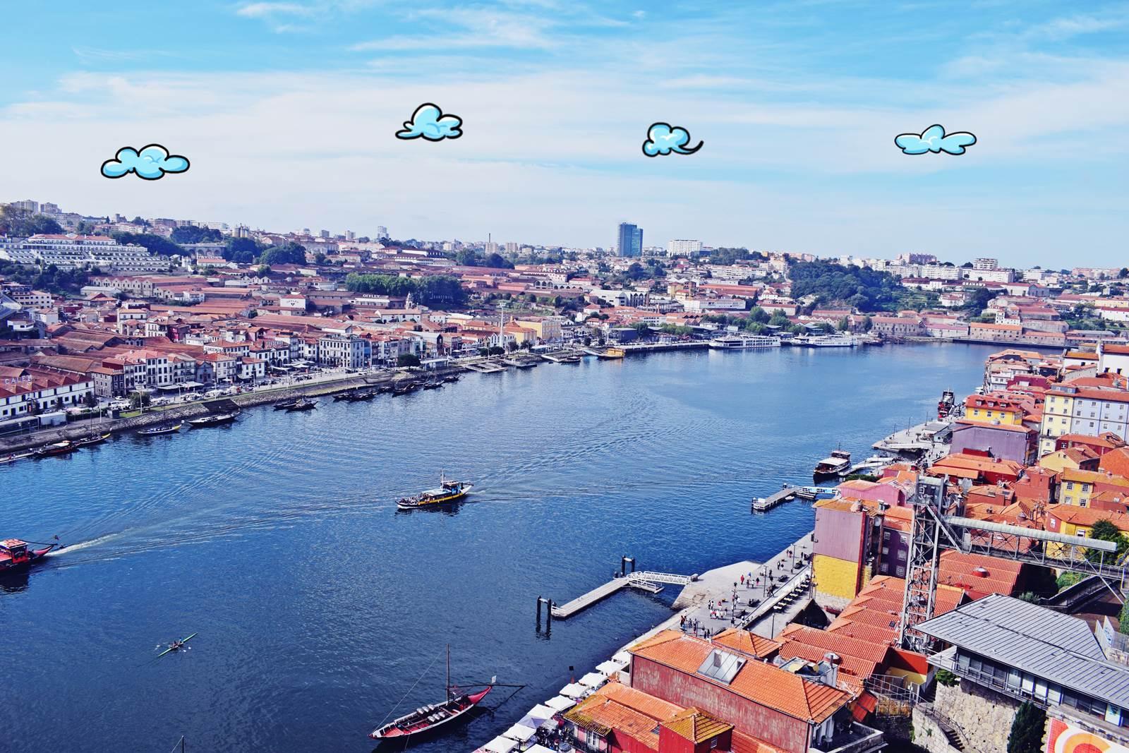 Portugal blog porto voyage ief 2