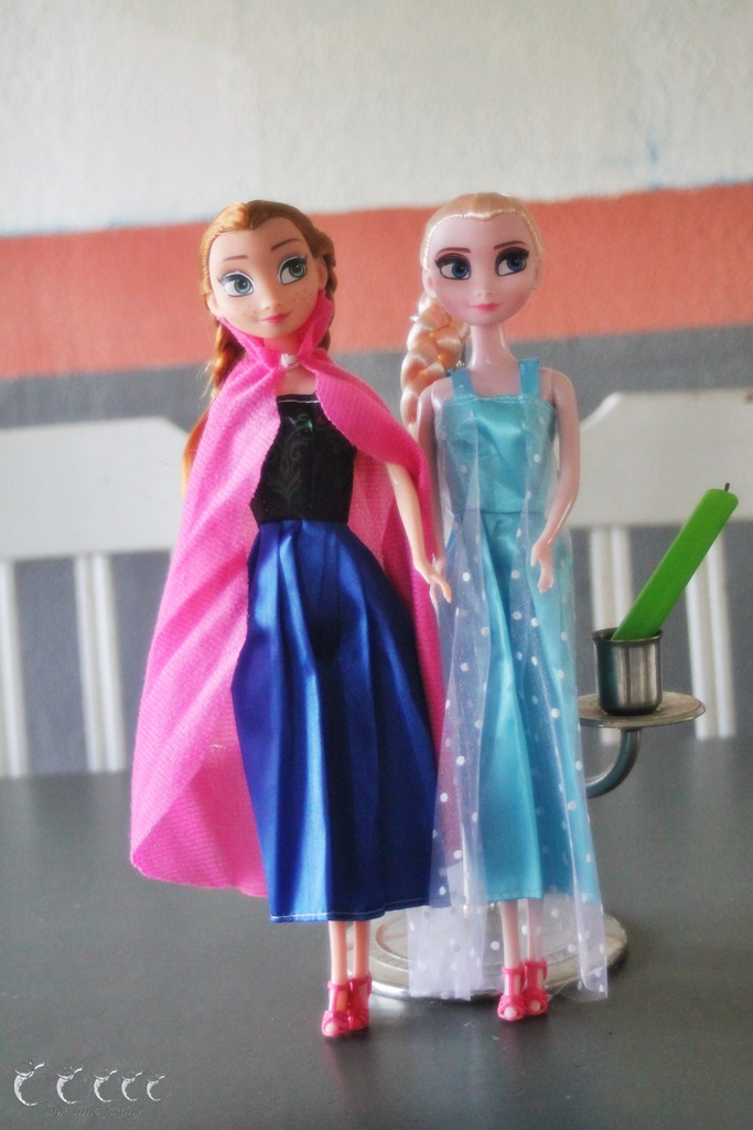 Poupee reine des neiges aliexpress 1